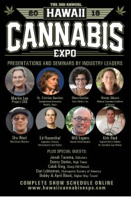 Cannabis Delivery Methods @ Hawaii Cannabis Expo